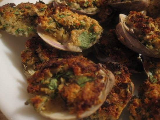 Classic Clams Oreganata Recipe