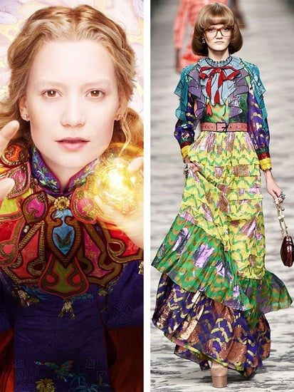 Alice Through the Looking Glass: Stylish Ways to Channel the Film