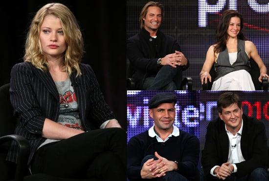 TCA Talks Lost Finale, Possible Jennifer Aniston, and Refreshing Robert Pattinson