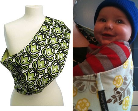 Petunia Picklebottom's Organic Sojourn Sling