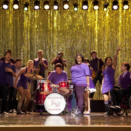 Glee Season Three Pictures