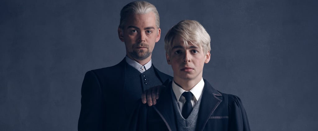 Meet Draco Malfoy's Son in New Pictures From Harry Potter and the Cursed Child