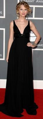 Grammys Style: Taylor Swift