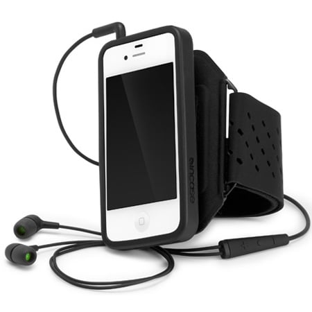 Incase iPhone Armband and Earbuds Review