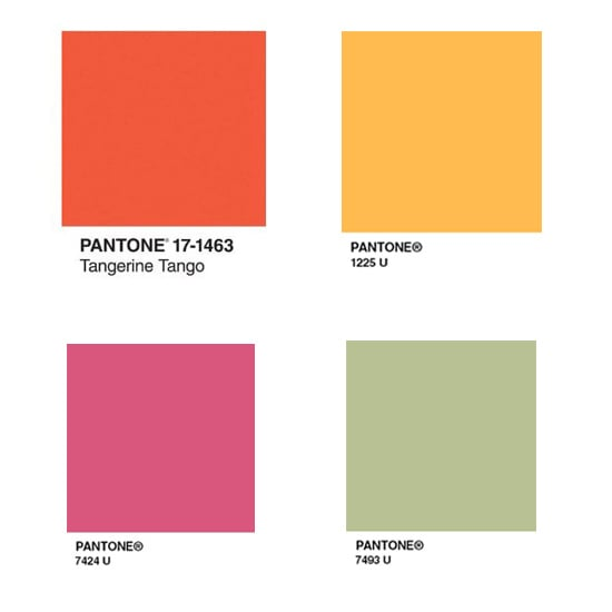 Kids Spring Inspiration From Pantone's Colors of the Season!