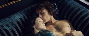 Jamie and Claire Are Seriously Looking So Good in Outlander's Season 2 Pictures