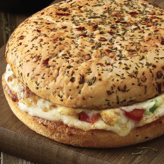 Domino's Pizza New Burger Pizza in India