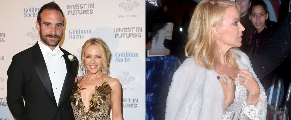 Kylie Minogue Thanks Fans After Confirming Her Engagement to Joshua Sasse