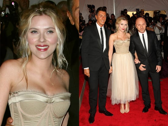 The Met's Costume Institute Gala: Scarlett Johansson