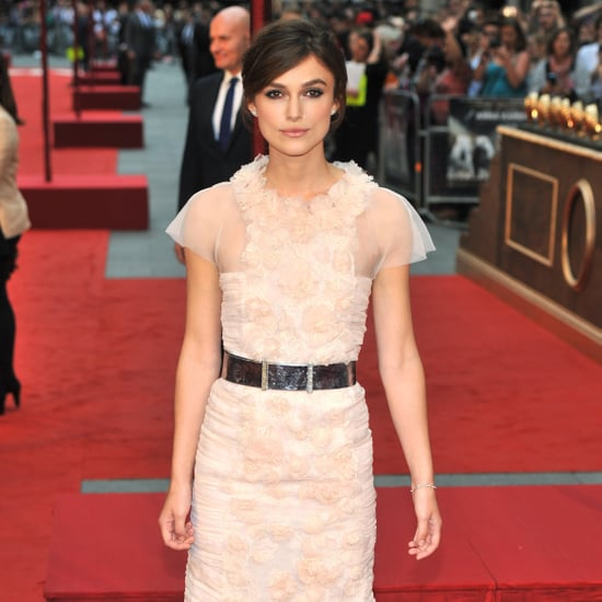 Pictures Of Keira Knightley And Jude Law At The Anna Keranina World Premiere