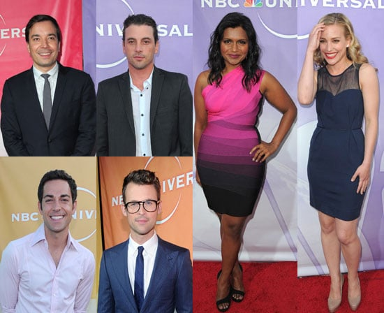 NBC Universal Stars Walk the Red Carpet and Share Secrets From the Upcoming Season