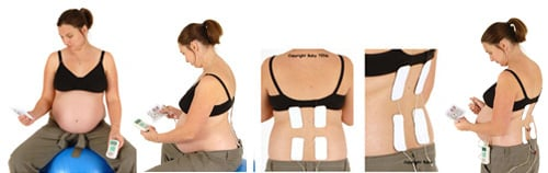 All Natural Labor Pain Reduction