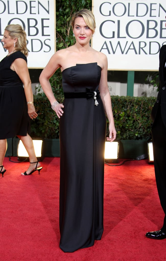 Kate Winslet in YSL in 2009.