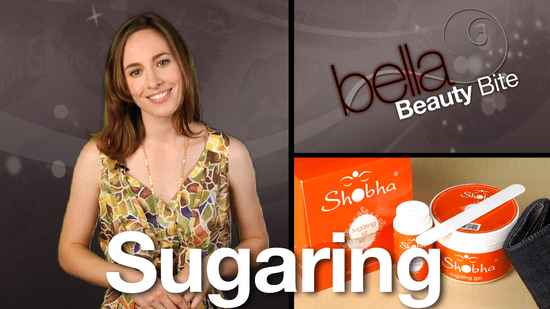 What Is Sugaring? All About This Hair Removal Technique
