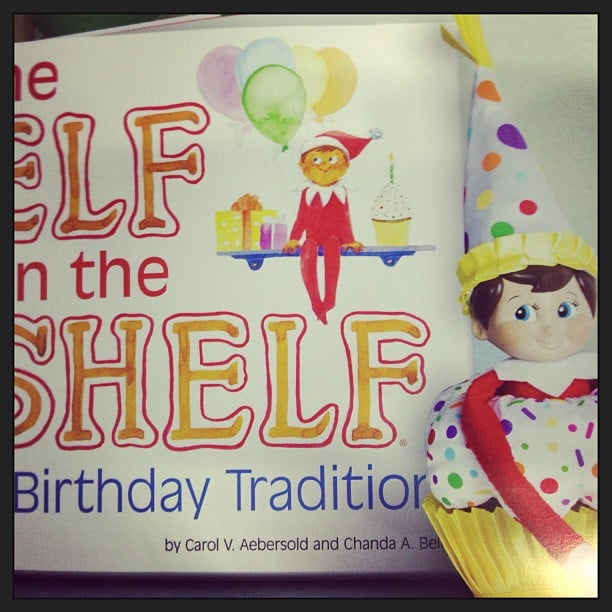 Elf on the Shelf fans will have another reason to celebrate — there's a new birthday elf hitting the shelf this year!