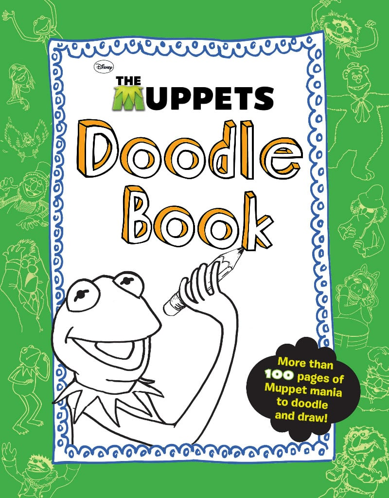 The Muppets Doodle Book