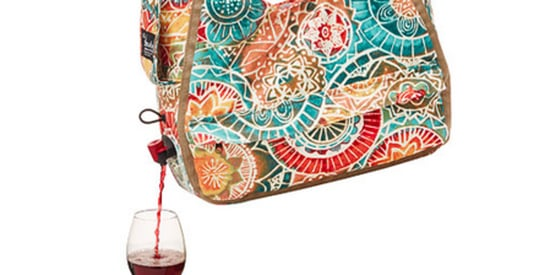 This Sneaky Wine Purse Is The Answer To Every Wino's Prayers