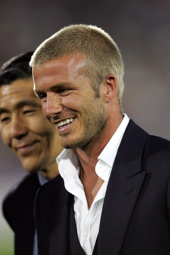 Becks Keeps Spreading The Soccer Love