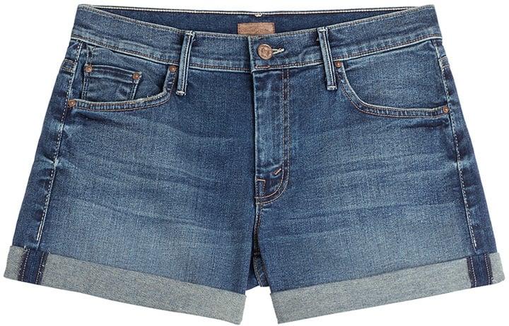 Mother Denim Shorts ($185)