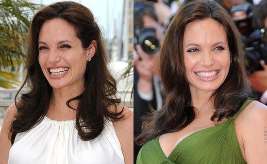 Angelina Jolie's Hair at the 2008 Cannes Film Festival