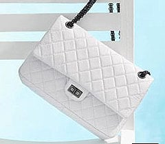 Enter to Win a $3,000 White Leather Chanel Bag in the PopSugar 100 Competition