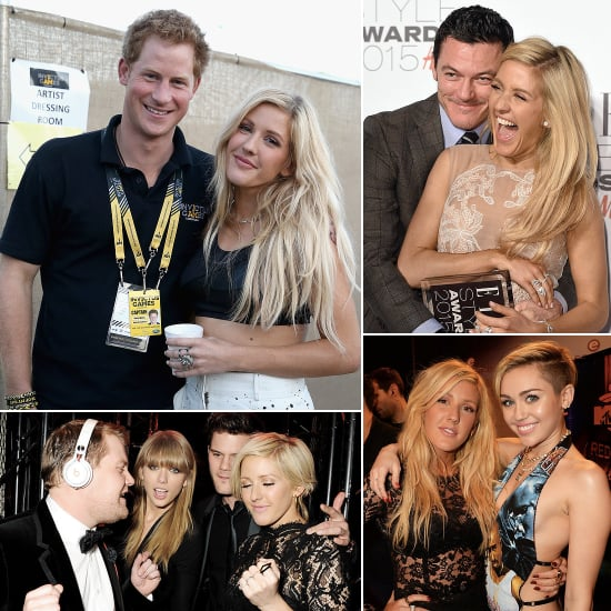 Ellie Goulding and Her Many Celebrity Friends | Pictures
