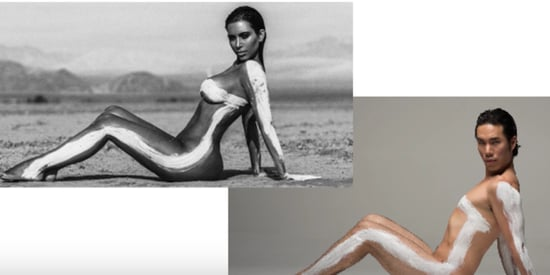 What 4 Men Learned From Being Photoshopped Like Famous Women