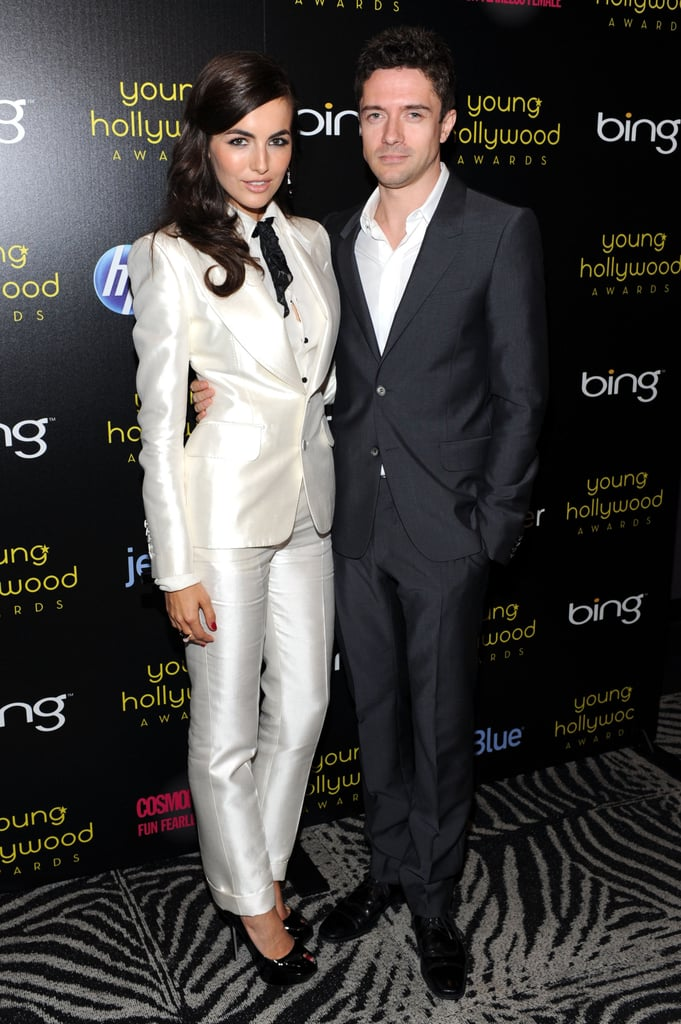 Armie Hammer, Hailee Steinfeld, Garrett Hedlund, and Elle Fanning Win Big at the Young Hollywood Awards