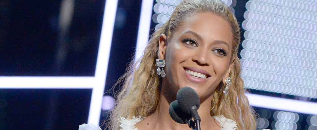 Beyoncé Accepts Her Video of the Year Award With a Very Special Dedication