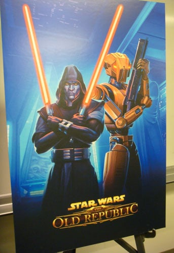 Star Wars: The Old Republic Preview and Screenshots