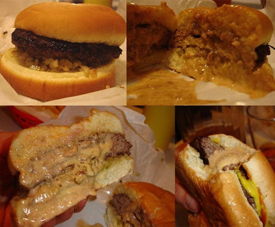 Would You Eat This Jucy Lucy Hamburger?