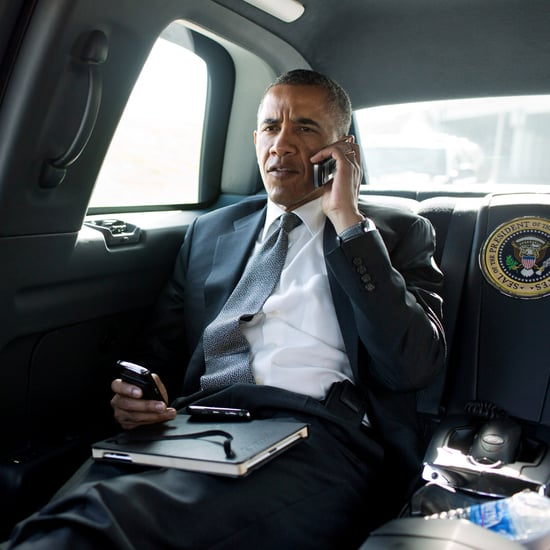 Barack Obama's Reaction to the Original iPhone