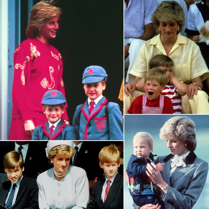 Remembering Princess Diana's Sweetest Mom Moments