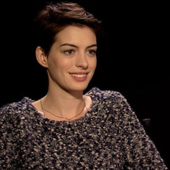 Video: Anne Hathaway Reflects on Her 2012 Wedding