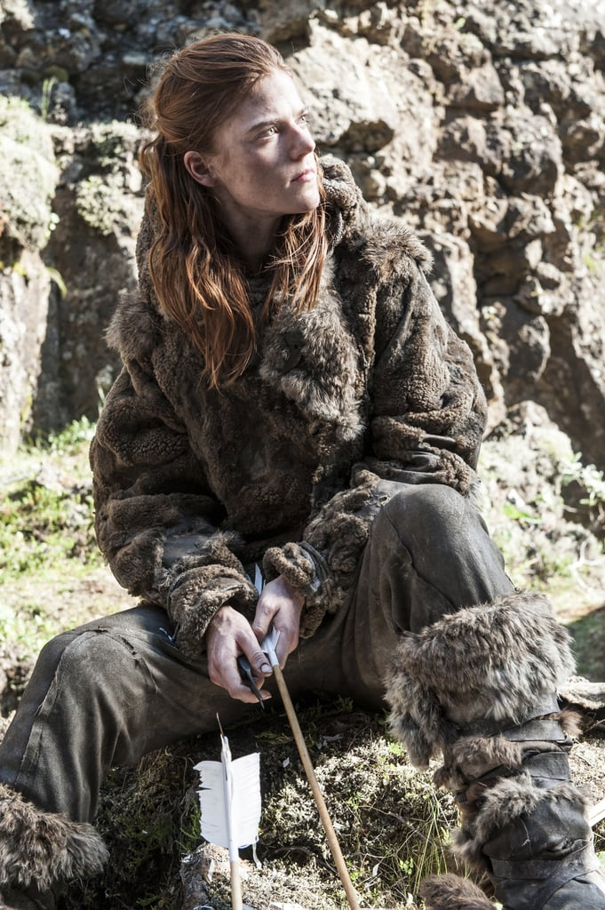 Ygritte, Played by Rose Leslie