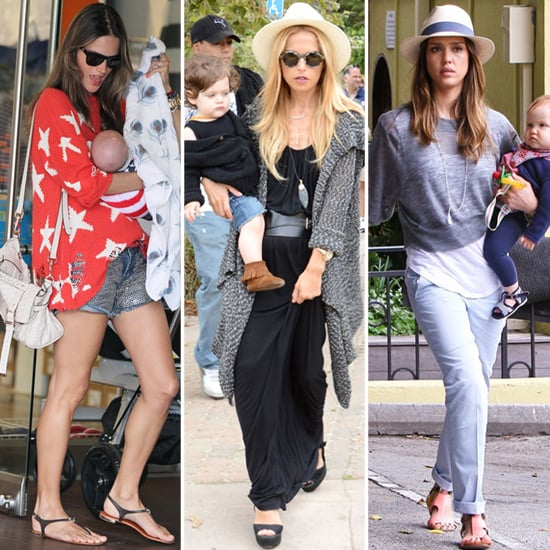 Celebrity Style on 4th of July 2012 (Pictures)