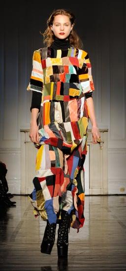 London Fashion Week: Charles Anastase Fall 2009