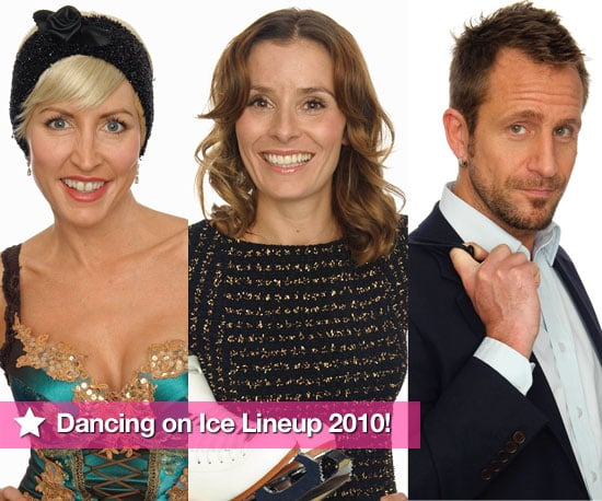 Gallery of Photos of All the Celebs Taking Part in Dancing on Ice 2010 Including Heather Mills, Mikey Graham, Tana Ramsay