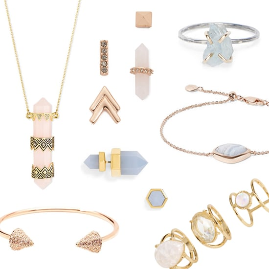 Pantone Color of the Year 2016 Pastel Jewelry