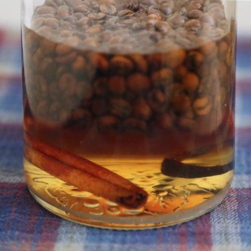 Homemade Kahlúa
