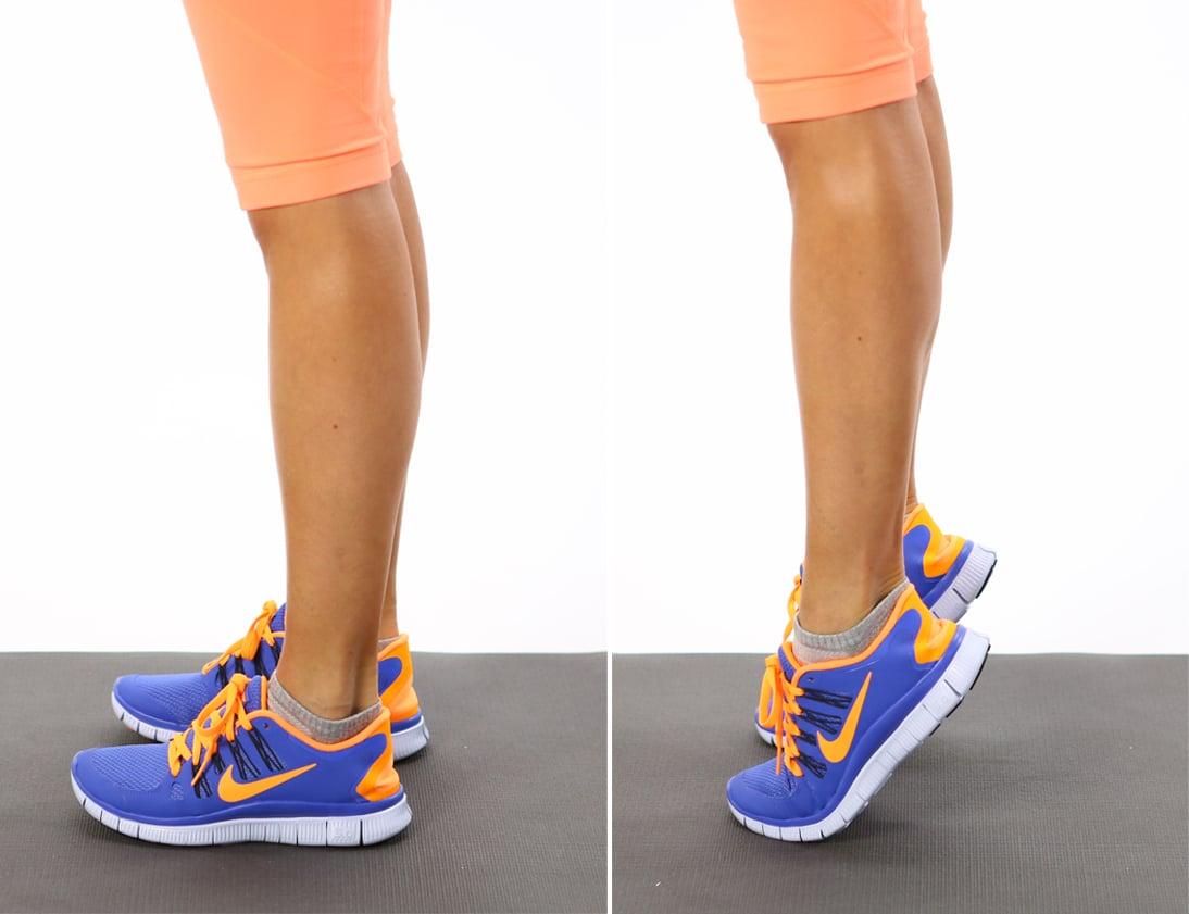 Shin Splints: Calf Raises — Basic