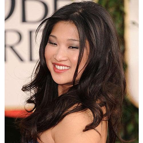 Jenna Ushkowitz's Golden Globes Makeup Tutorial