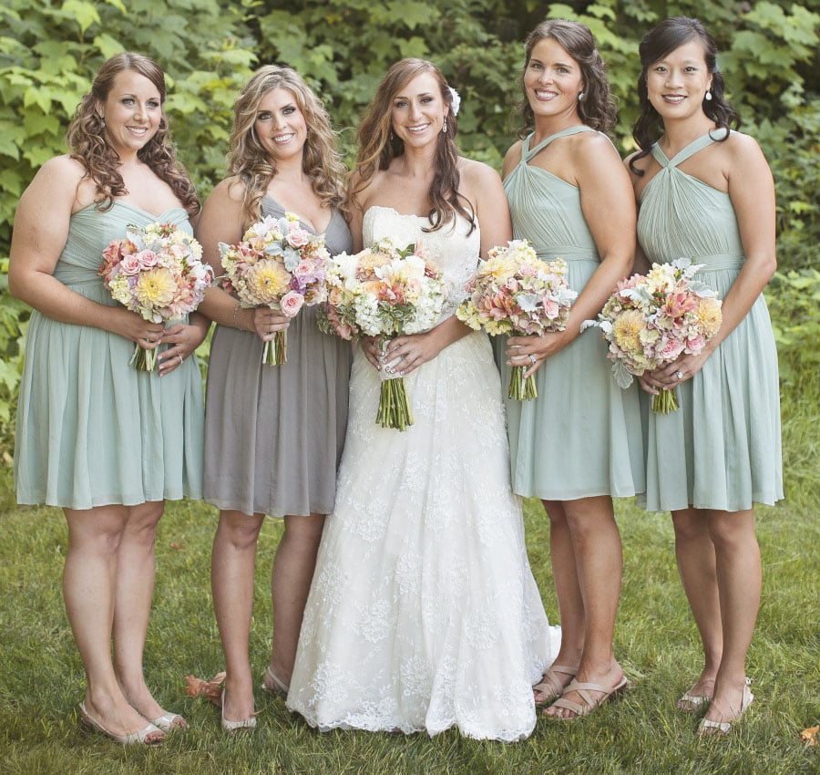 Special Dress For the Maid of Honor