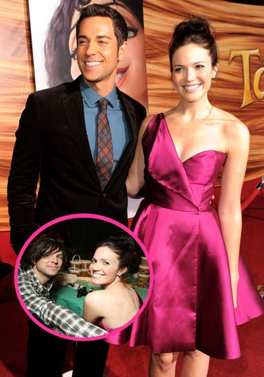 Pictures of Mandy Moore and Zachary Levi at Tangled Premiere in LA