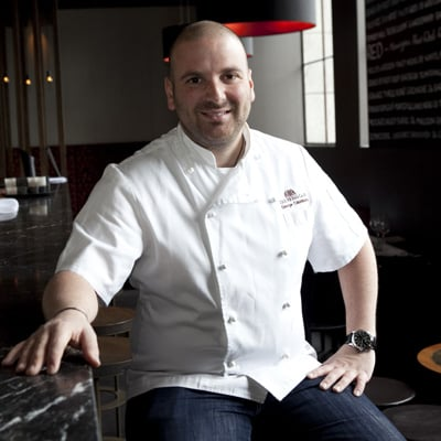 George Calombaris Interview on Good Food and Wine Show, MasterChef 2012 and Being a Dad