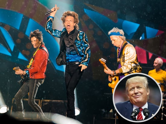 You Can't Always Get What You Want: The Rolling Stones Are the Latest to Pull the Plug On Trump's Rally Music