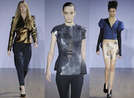 Welsh Designer Collective at London Fashion Week Including Josie Beckett, Emma Griffiths and Elinor Franklin