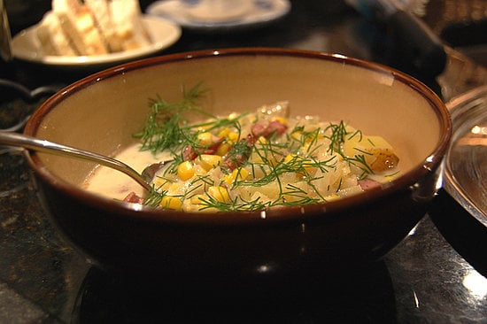 Reader Recipe: Corn and Kielbasa Chowder