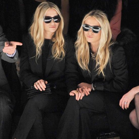 Happy Stylish Birthday Ashley and Mary Kate Olsen