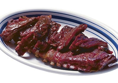 Sunday BBQ: Barbecued Ribs